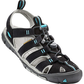 Keen Clearwater CNX Sandalen Dames, black/radiance